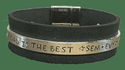 Vader armband