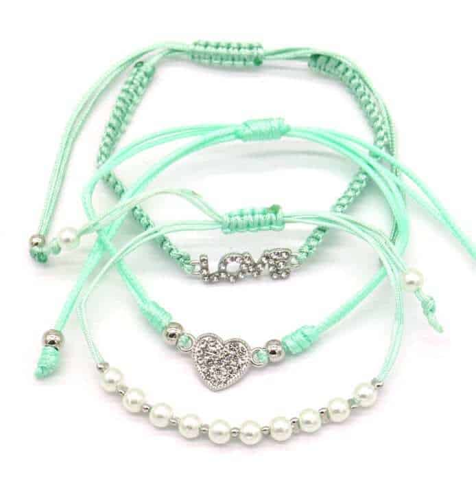 armband love parels