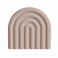 Mushie regenboog bijtring Shifting Sand