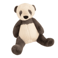 Knuffel panda 25 cm