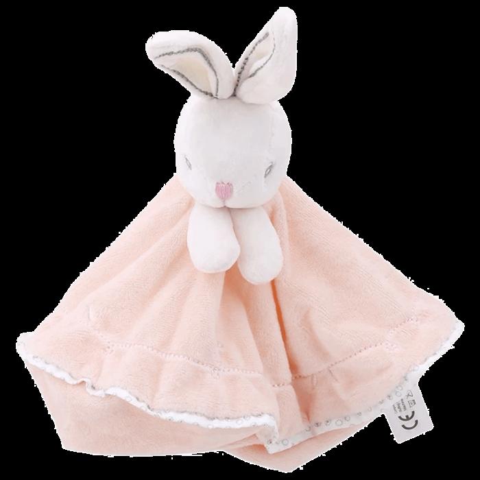 Tuttendoek konijn Ballerina licht roze 26 cm